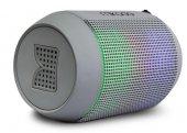 Mikado Md 15bt Fm Destekli Bluetooth Gri Led Show Şarjlı Speaker