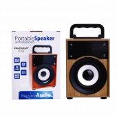 Müzik Kutusu (Pg 399 Bluetooth Speaker Usb Kart Fm)