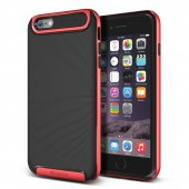 Verus İphone 6 Plus Crucial Bumper Kılıf Red