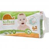 Kidboo Bebek Bezi 4 Numara 7 18 Kg
