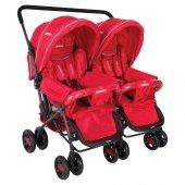 Beneto Bt 151 Turado Twin İkiz Bebek Arabası