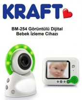 Kraft Dijital Görüntülü Telsiz Bm254