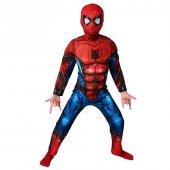 Spiderman Homecoming Kostüm 3 4 Yaş