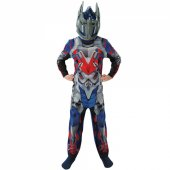 Optimus Prime Lüks Kostüm M (5 6 Yaş)