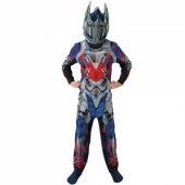 Optimus Prime Lüks Kostüm L (7 8 Yaş)