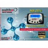 Multibox Mb 2014 Uydu Bulucu Anten Kablosu Ve Konnektor Hediye