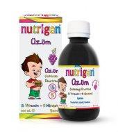 Nutrigen Üzüm Çekirdeği Ekstreli Vitamin Şurubu 200 Ml