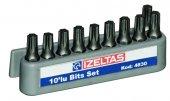 Izeltaş Torx Bits Set T40 25mm