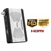 Goldmaster Micro Full Hd Platin Uydu Alıcısı
