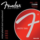 Fender 7250 Nps 7250 5l 40 115 Bass Takım Tel