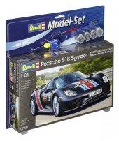 Revell M.set Porsche 918 Weissach 1 24