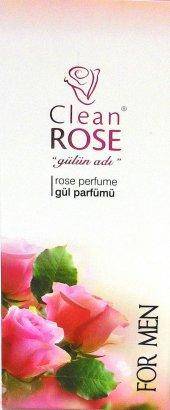 Cleanrose Gül Parfümü (Erkek) 40 Cc