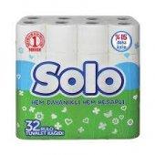 Solo Tuvalet Kağıdı 32li Sade