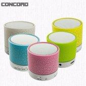 Concord Bluetooth Hoparlör Işıklı Usb Fm Tf Kart C 780
