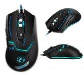 Imıce X8 Oyun Mouse Optik Gaming Usb Oyuncu Mause Orinal Ürün