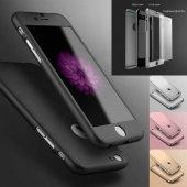 Iphone X Kılıf 360 Tam Koruma Ön Arka Kapak