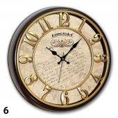 Time Gold Doğa Duvar Saati