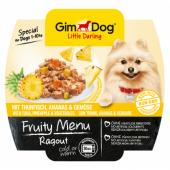 Gimdog Fruity Menu Köpek Konserve Tuna Ananas Sebze 100gr