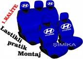 Hyundai Ön Arka Atlet Kılıf Minder Airbag Uyumlu 5 Başlık Kılıfı