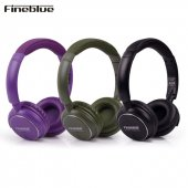 Fineblue Fhd 8000 Kablosuz Mikrofonlu Bluetooth Kulaklık Fm Sd