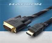 Hadron Hd4115 Dvı To Hdmı Kablo 1.8 Metre Örgülü A+ Kaliteli