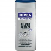 Nivea Silver Protect Saç & Yüz Ve Vücut Jeli 250 Ml