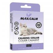 Max Calm Sakinleştirici Kedi Boyun Tasması 42 Cm