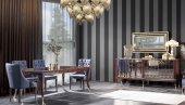 Pezella Art Deco Yemek Odası