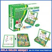 Manyetik Tablet Matematik Seti Ve Yazı Tahtası
