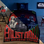 Taç Star Wars Glow Lisanslı Nevresim Takımı