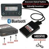 2004 Vw Golf Bluetooth Usb Aparatı Audio System Vw12 Pin