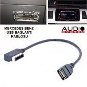 2012 Mercedes C Class W204 Usb Bağlantı Kablosu