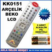 Arçelik Beko Lcd Televizyon Kumandası Kk0151 Kd