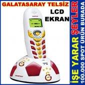 Orj Lisans Galatasaray Taraftarlı Telsiz Telefon