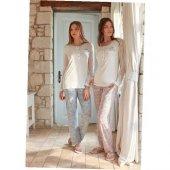 Feyza 3278b Kadın Uzun Kol Pijama Takım
