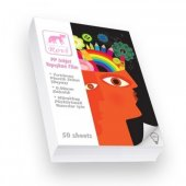 Cescesor Rovi Fine Art Beyaz Film Etiket Fotoğraf Kağıdı A6 100ad