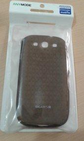 Samsung İ9300 Galaxy S3 Orjinal Anymode Polygon Silikon Kılıf