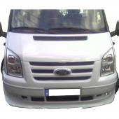 Ford Transit Orta Kasa Ön Tampon Giydirme (Boyalı)