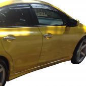 Honda Civic (2012 2016) Düz Model Marşbiel (Boyalı)