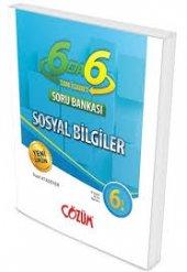 çözüm Yayınları 6.sınıf Sosyal Bilgiler Soru Bankası