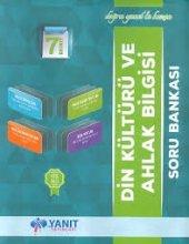Yanıt Yayınları 7.sınıf Din Kültürü Ve Ahlak Bilgisi Soru Bankası