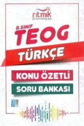 Ritmik Yayınları 8.sınıf Türkçe Konu Özetli Soru Bankası