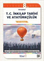 Bilfen 8.sınıf İnkilap Tarihi Ve Atatürkçülük Soru Bankası