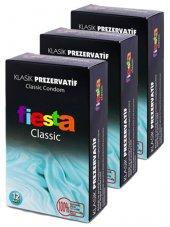 Fiesta Classic Prezervatif 36 Adet Condom