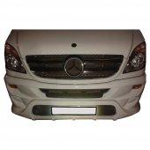 Mercedes Sprinter Orta Kasa Toyota Sisli Ön Tampon Giydirme (Astarlı)