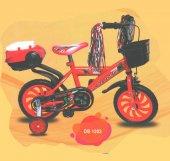 Decobıs Tospik 13 Jant Kırmızı Bisiklet