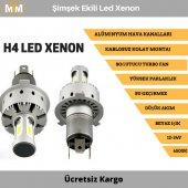 Sentinel H4 Kablosuz 6500k Led Xenon