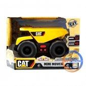 Cat Mini Sesli Ve Işıklı Araçlar