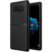 Vrs Samsung Galaxy Note 8 Single Fit Kılıf Black