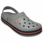Crocs Crocband Unisex Gri Turuncu Cr0007 01u